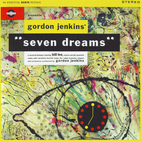 Gordon Jenkins - Seven Dreams - Digital Download