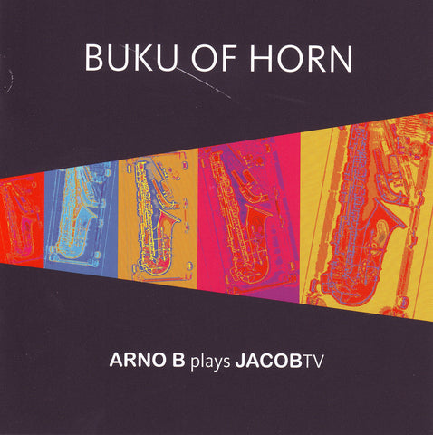 Arno Bornkamp - Buku of Horn - Digital Download
