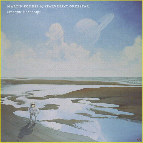 Martin Fondse and Starvinsky Orkestar - Fragrant Moondrops - Compact Disc