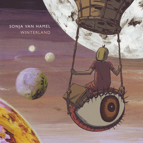 Sonja van Hamel - Winterland - Digital Download