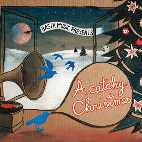 Various Basta - A Catchy Christmas - Compact Disc