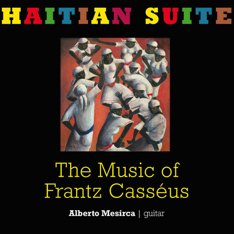 Alberto Mesirca - Haitian Suite - Digital Download