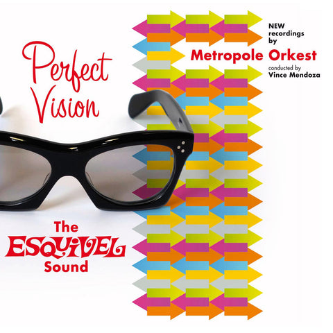 Metropole Orchestra - Perfect Vision: The Esquivel Sound - Compact Disc