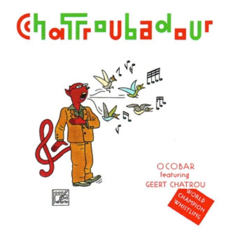 Ocobar feat. Geert Chatrou - Chatroubadour - Digital Download