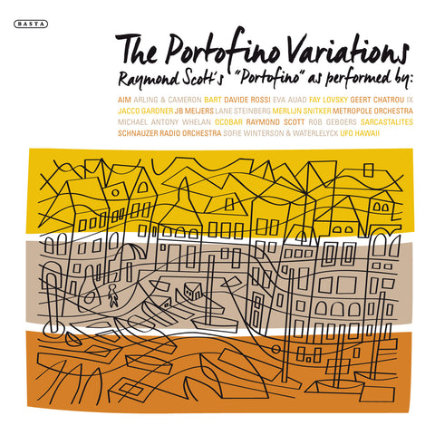 The Portofino Variations - Various Artists (2LP)