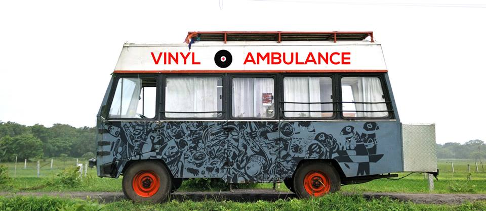 The Vinyl Ambulance