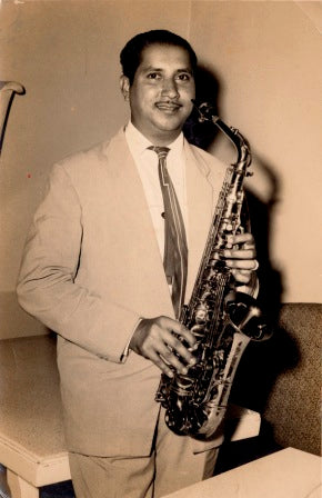 Joe Pereira (Jazzy Joe)