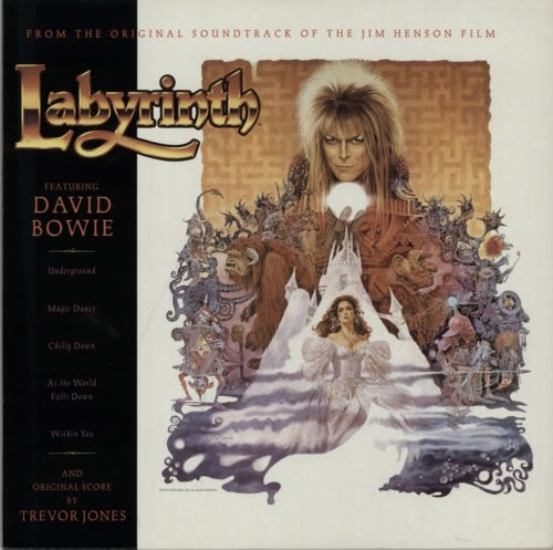 David Bowie, Trevor Jones – Labyrinth (From The Original Soundtrack Of The Jim Henson Film)