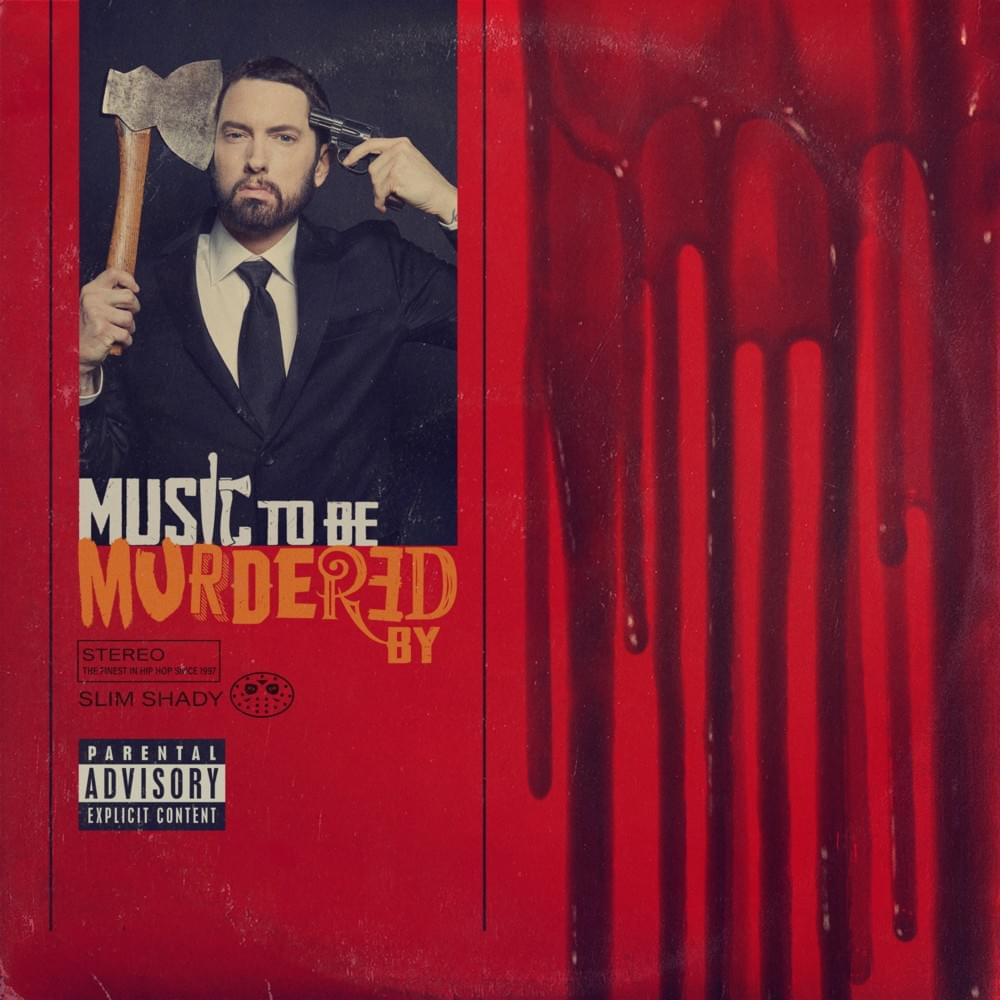 Music To Be Murdered By Eminem (Pre-Book at just Rs.500)