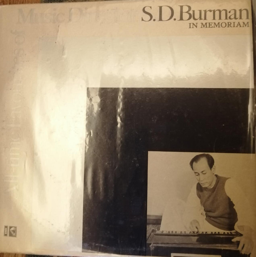 All-Time Favorites Of Music Director S.D. Burman By S.D. Burman