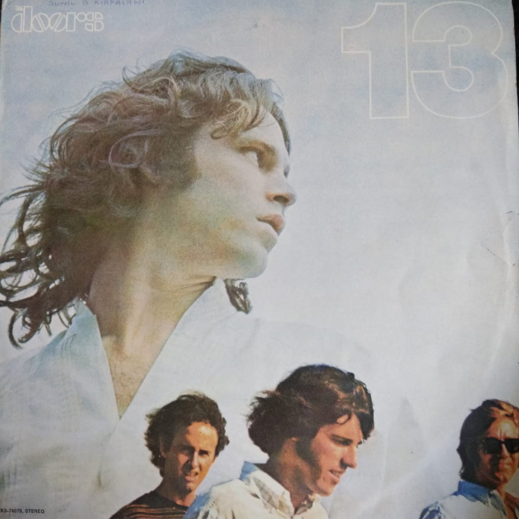 13 By The Doors  (Used Vinyl )  VG