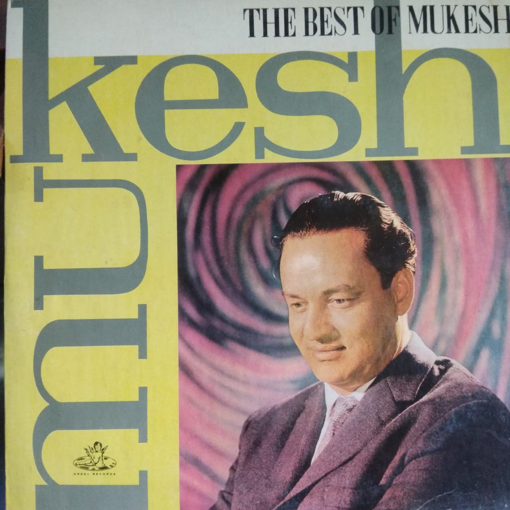 The Best Of Mukesh By Mukesh  (Used Vinyl) VG