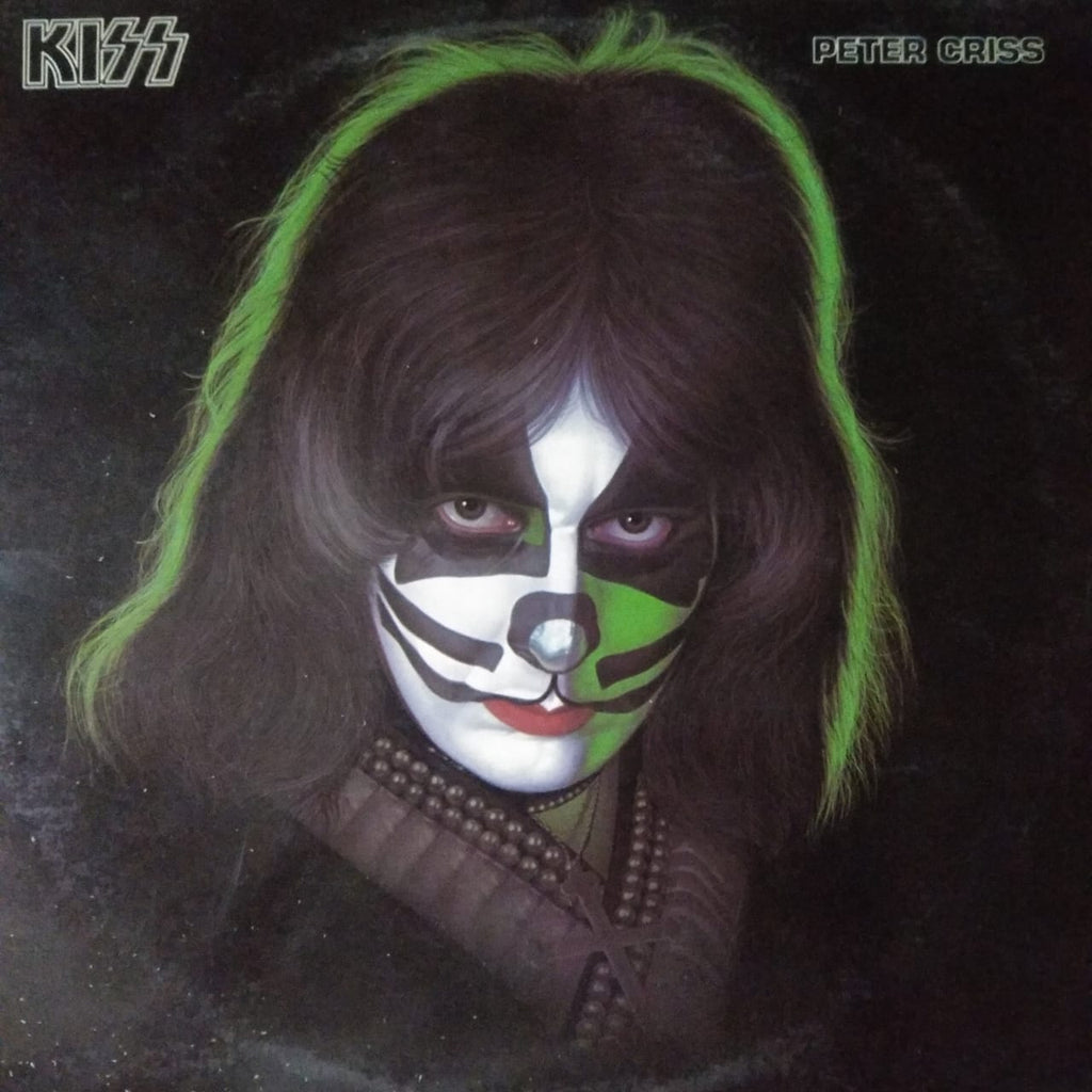 Peter Criss By Kiss, Peter Criss  (Used Vinyl )  VG