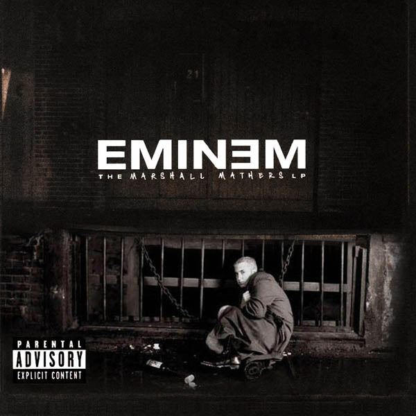 The Marshall Mathers By Eminem