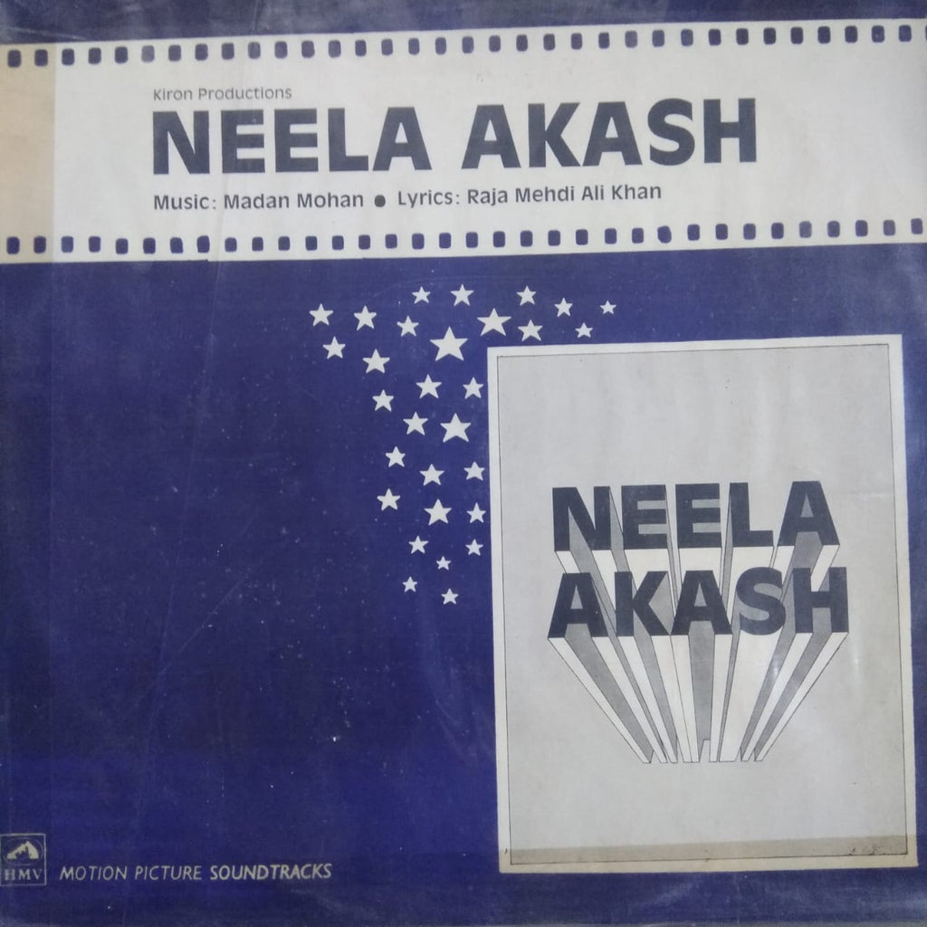 Neela Akash By Madan Mohan (Used Vinyl) VG
