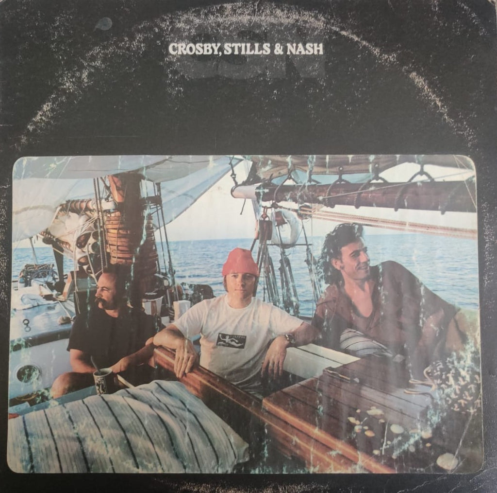 Crosby, Stills & Nash By Crosby, Stills & Nash  (Used Vinyl ) VG