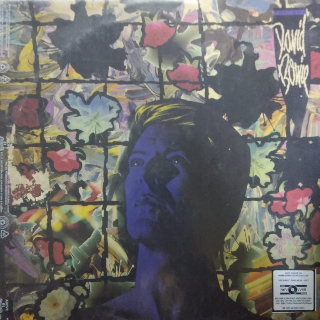 Tonight By David Bowie (Used LP)