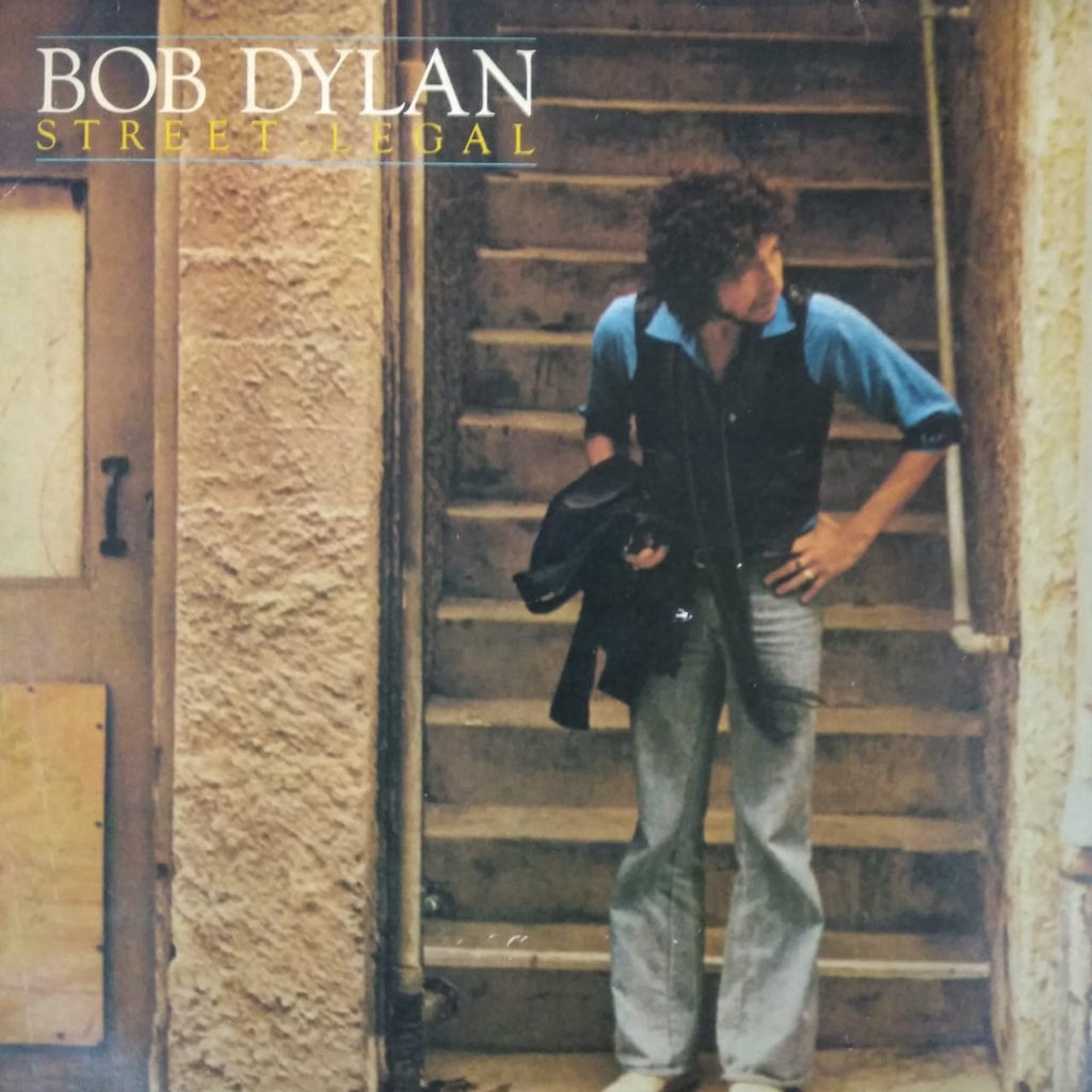 Street-Legal By Bob Dylan ‎(Used LP)