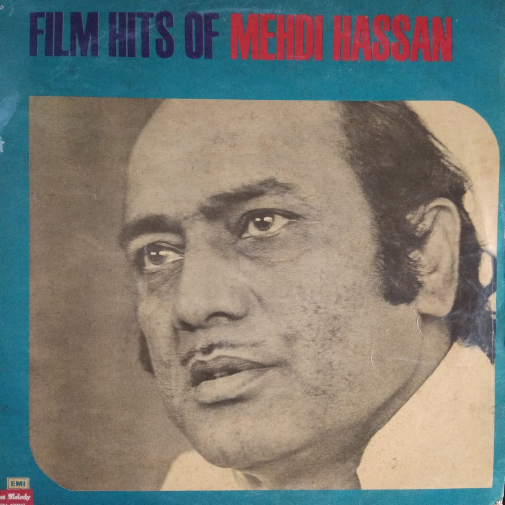 Film Hits Of Mehdi Hassan By Mehdi Hassan  (Used LP)  VG