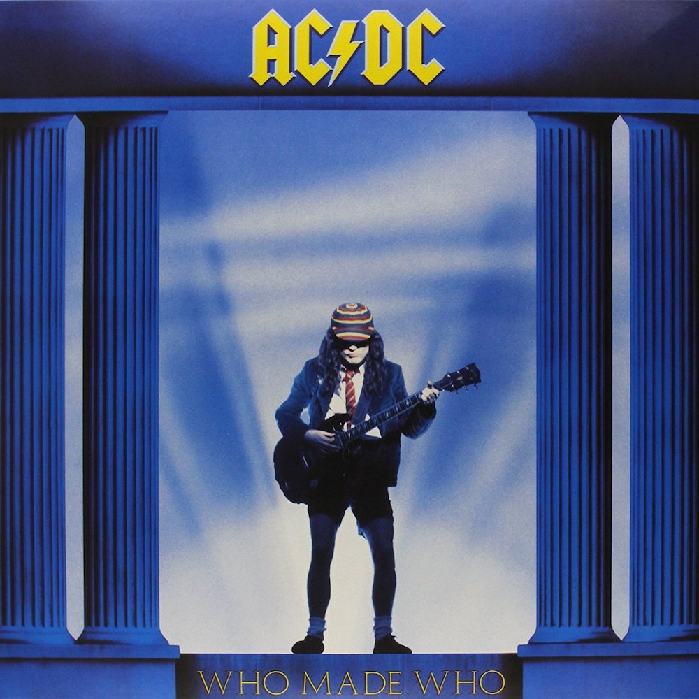Who Made Who By AC/DC ‎