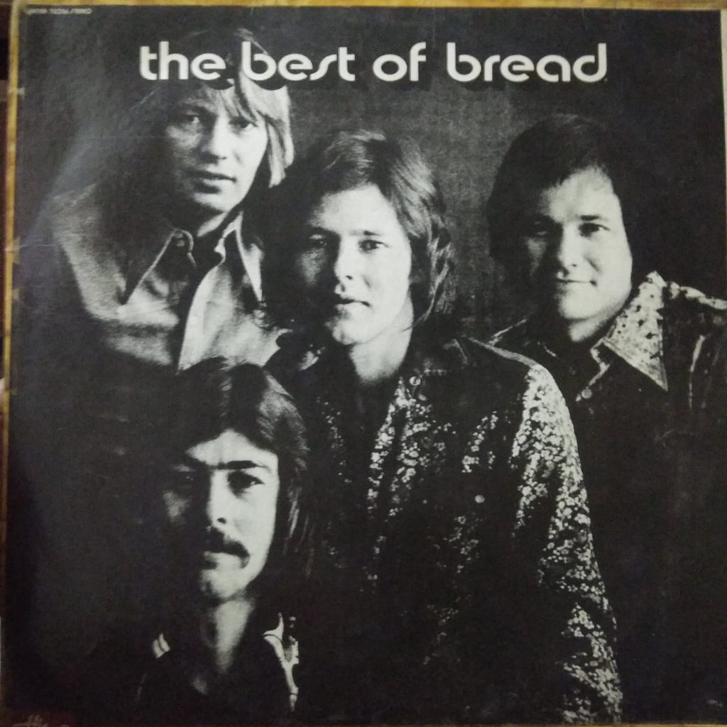 The Best Of Bread By Bread (Used Vinyl )  VG