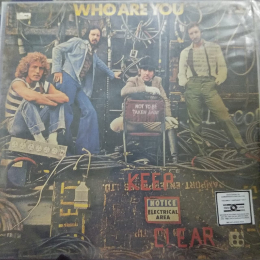 Who Are You By The Who (Used LP)