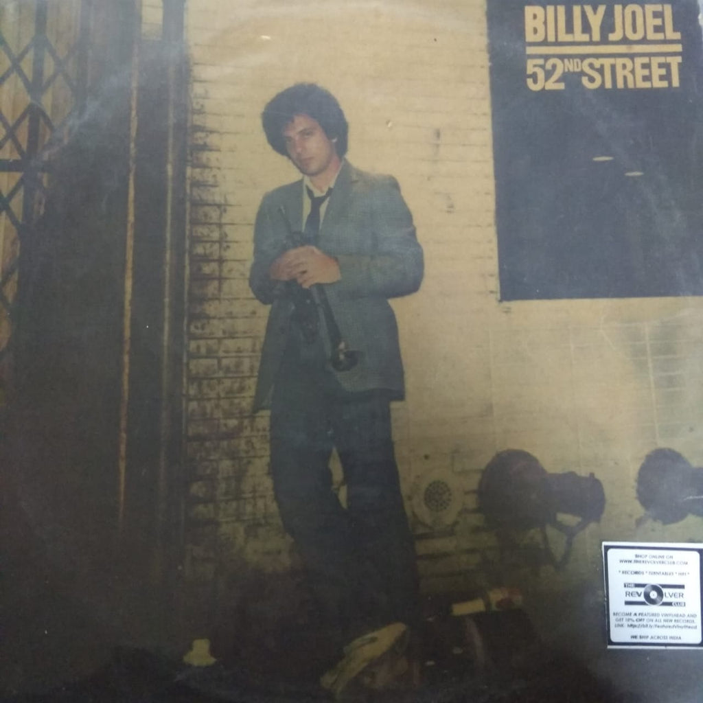 52nd Street By Billy Joel (Used LP) VG
