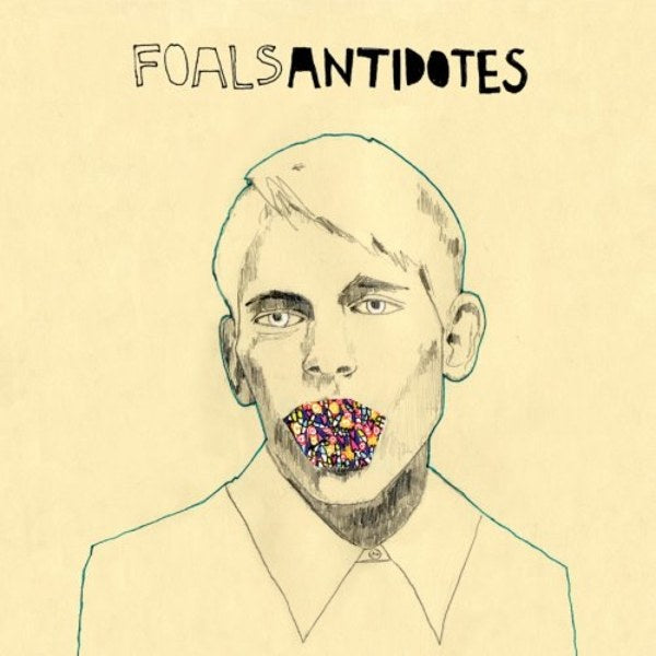 Antidotes By Foals