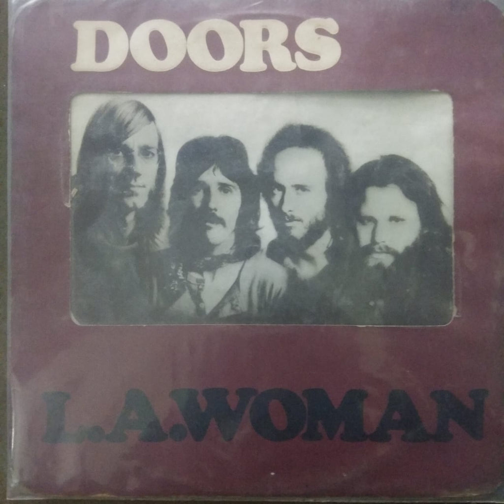 L.A Woman by The Doors (Used LP) VG