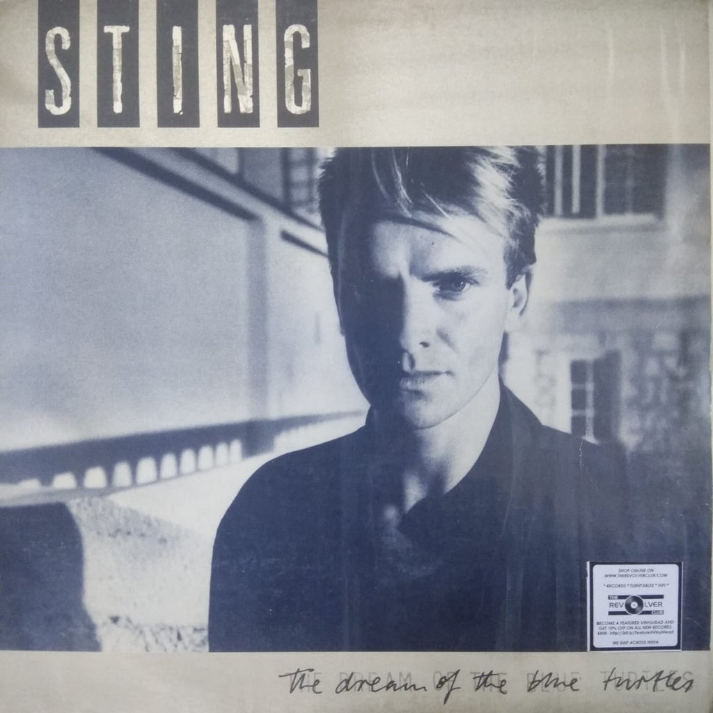 The Dream Of The Blue Turtles By Sting (Used Vinyl)