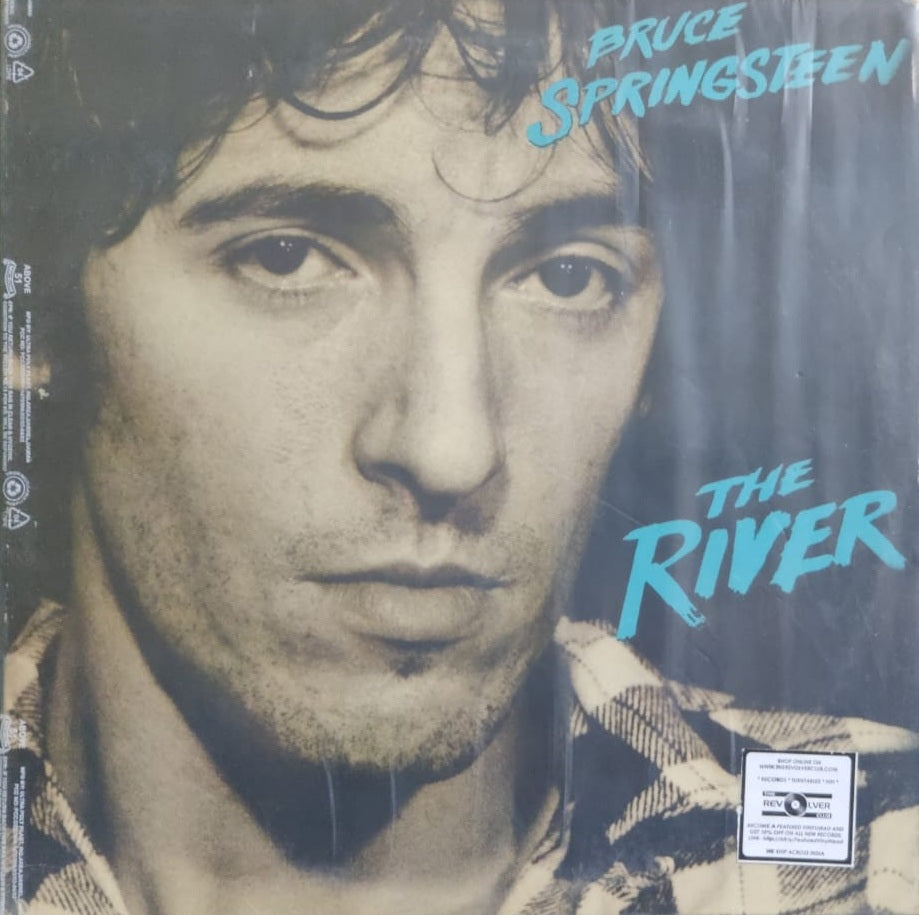 The River by Bruce Springsteen (Used Vinyl)  VG+