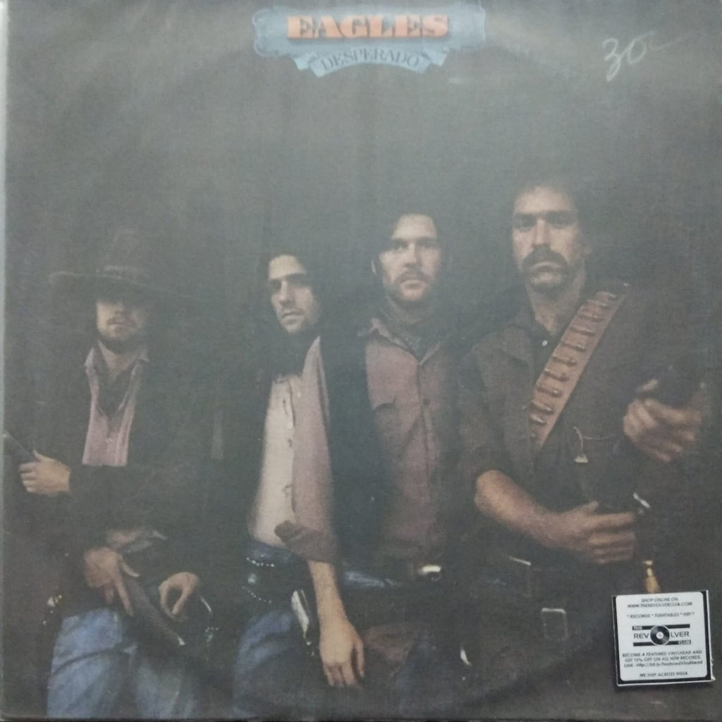Desperado By Eagles (Used LP) VG