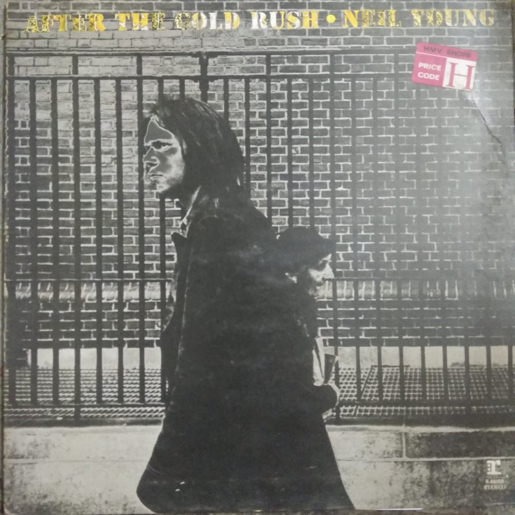 After the Gold Rush by Neil Young (Used Vinyl) VG