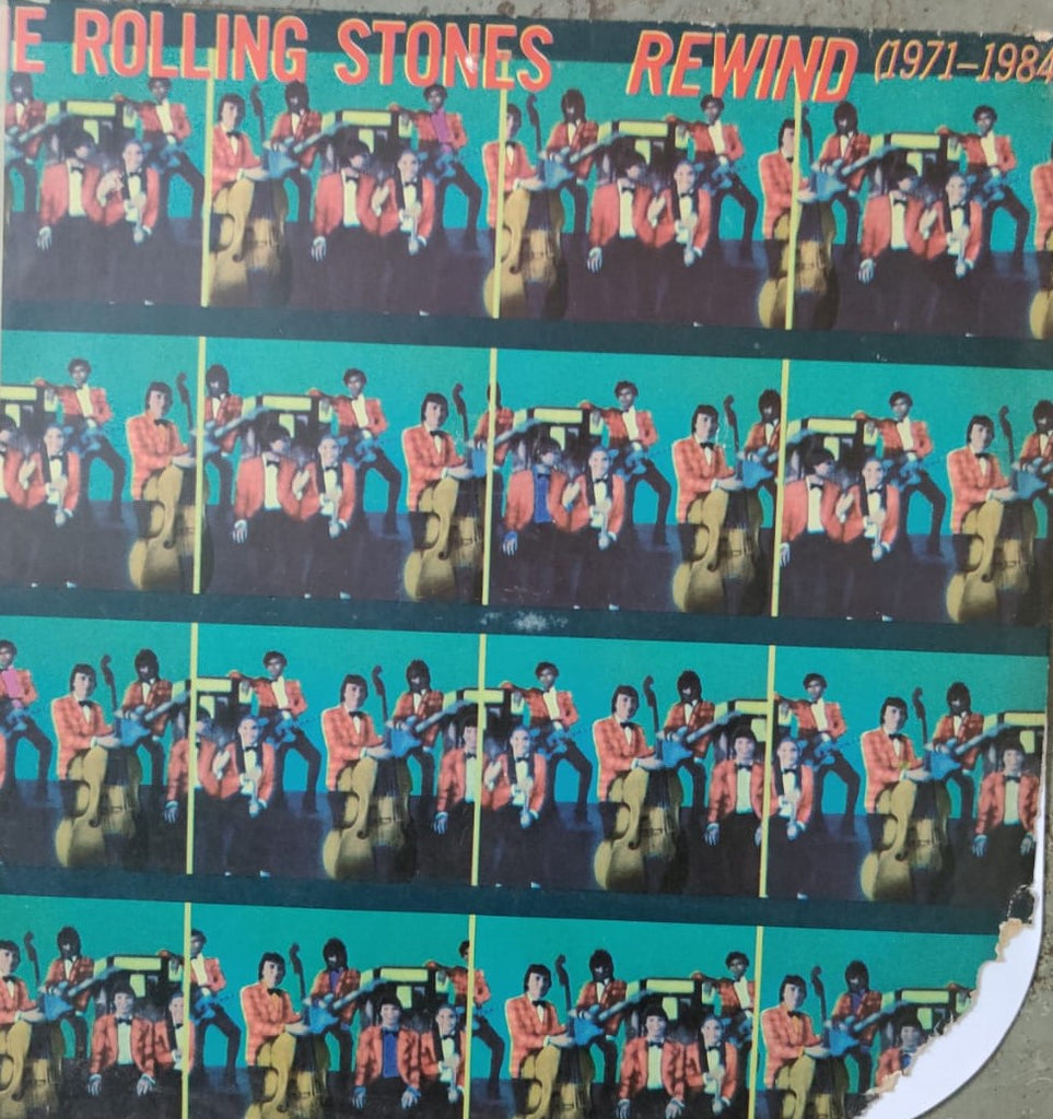 Rewind (1971-1984) By The Rolling Stones  (Used LP) VG