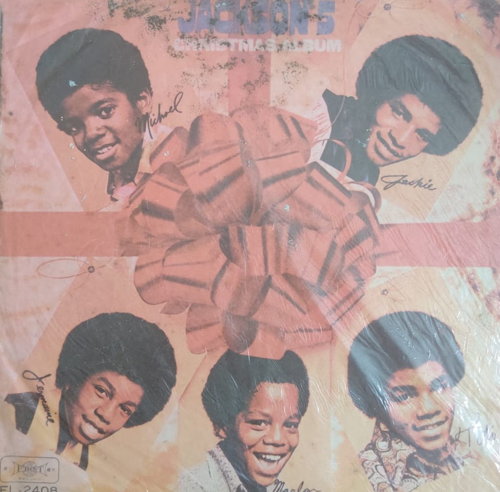 Jackson 5 Christmas Album By Jackson 5 (Used Vinyl ) G