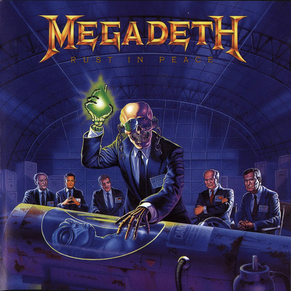 Rust in Peace by Megadeth