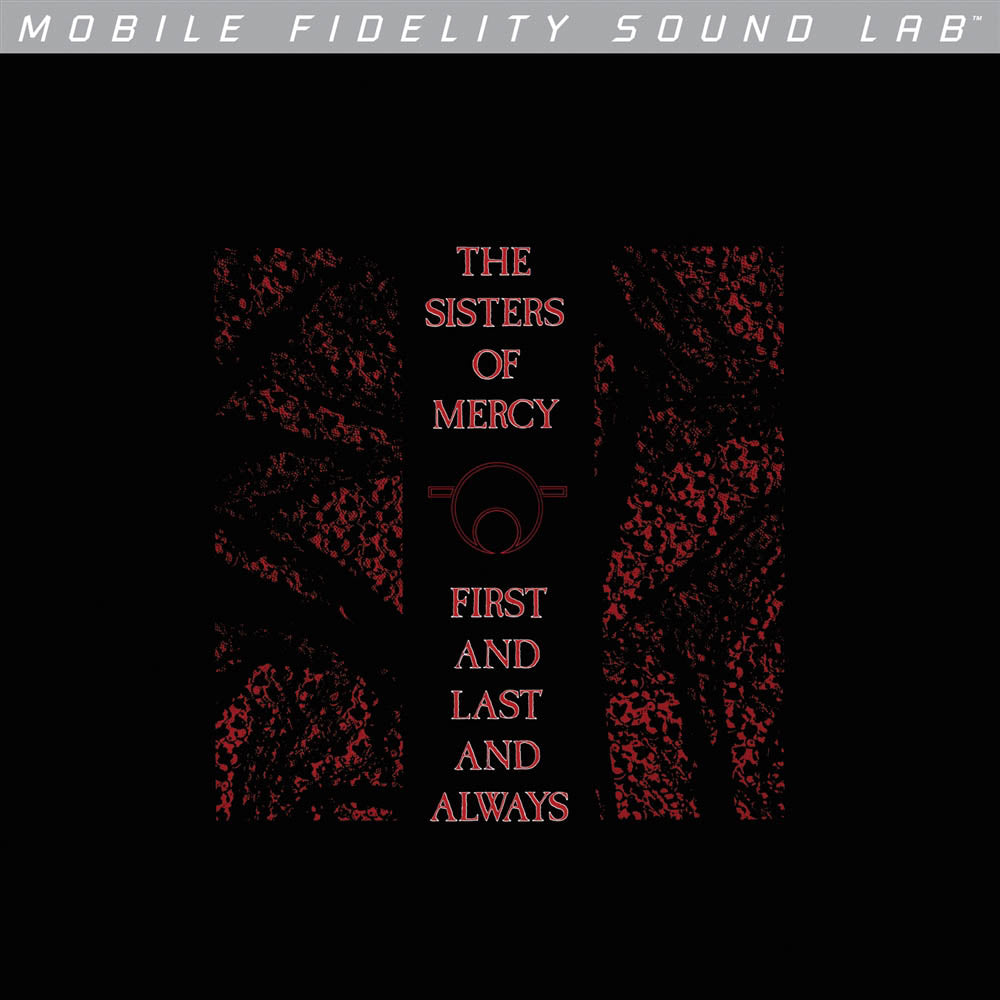 The Sisters of Mercy - First and Last and Always LP  [Mofi Pressing]