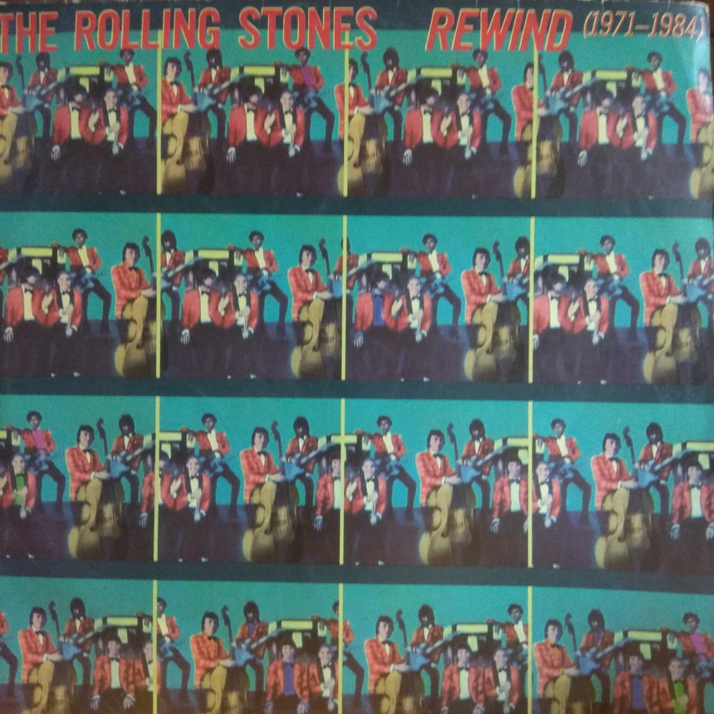Rewind (1971-1984) By The Rolling Stones (Used Vinyl ) VG