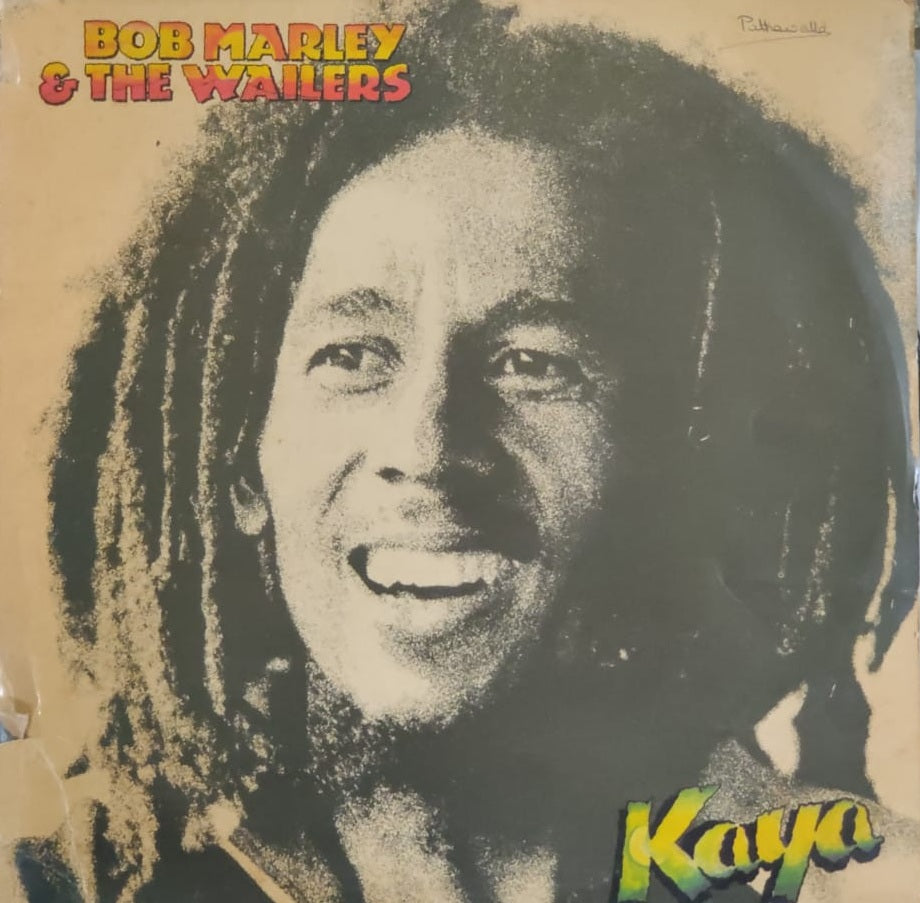 Kaya By Bob Marley & The Wailers (Used Vinyl) VG