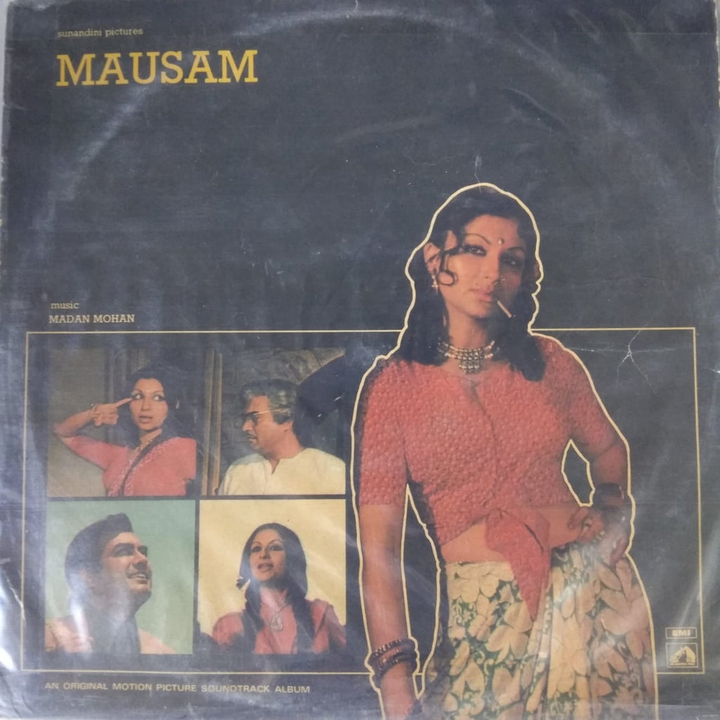 Mausam By Madan Mohan   (Used Vinyl) VG