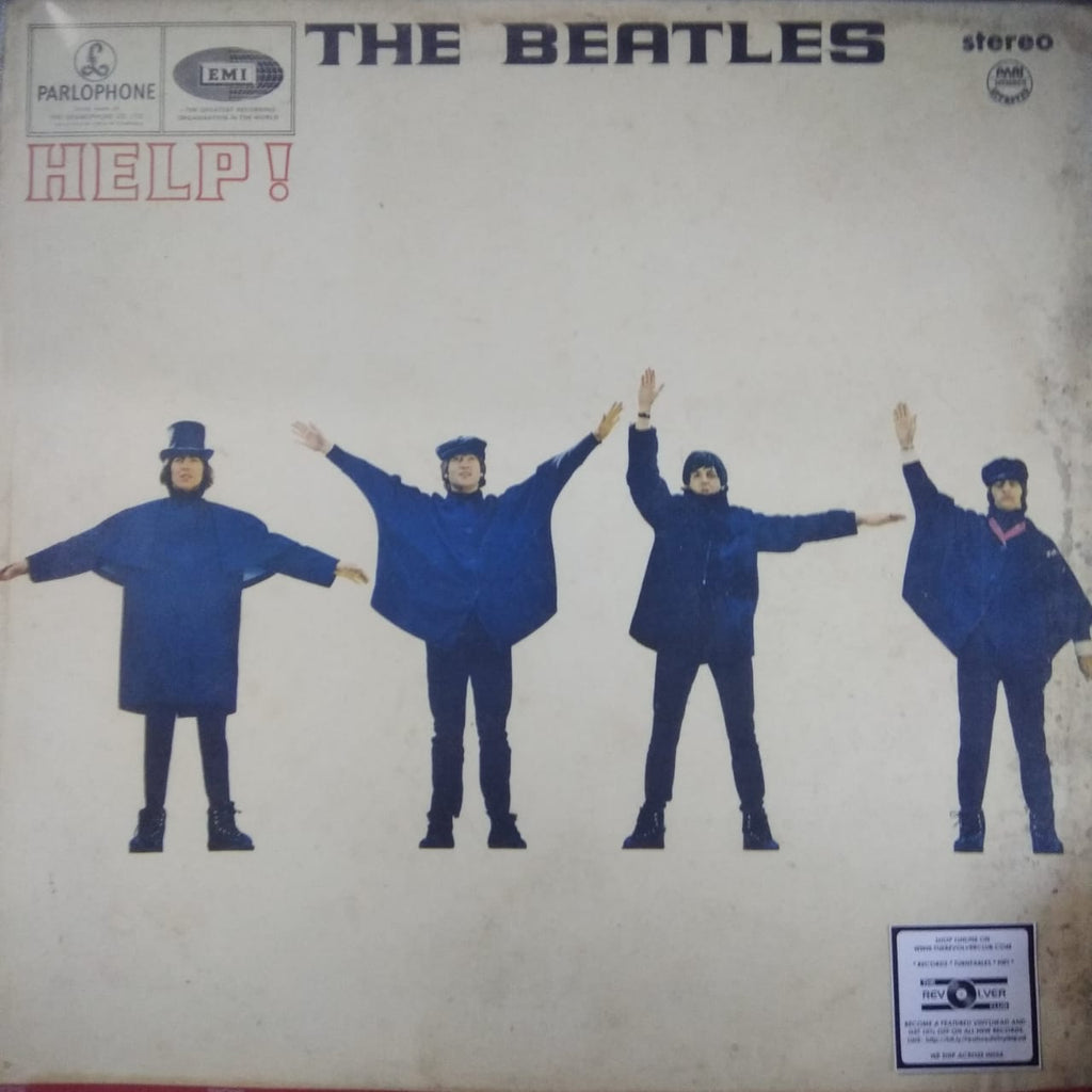 Help! by The Beatles (Used LP) VG