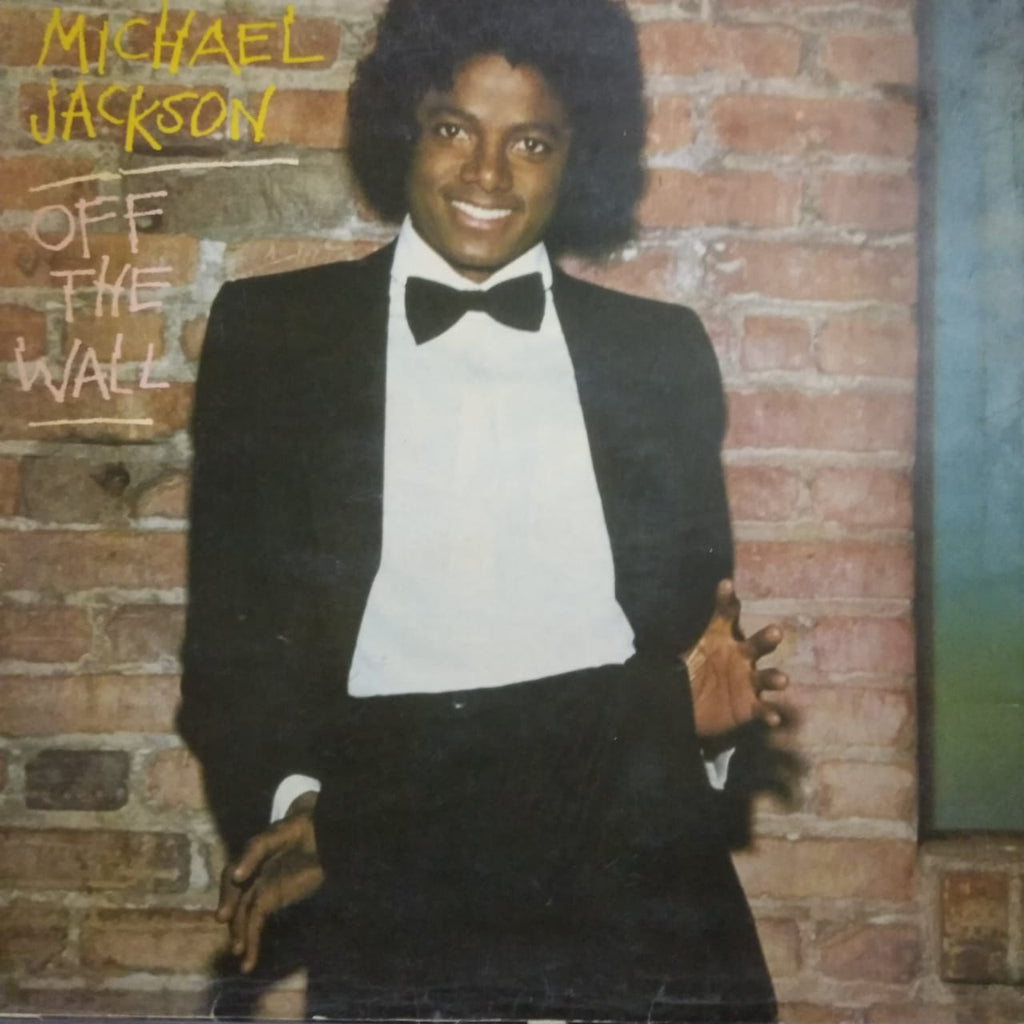 The Wall By Michael Jackson (Used Vinyl)