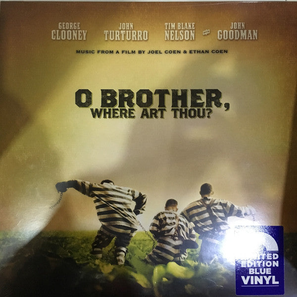 O Brother, Where Art Thou? By Various