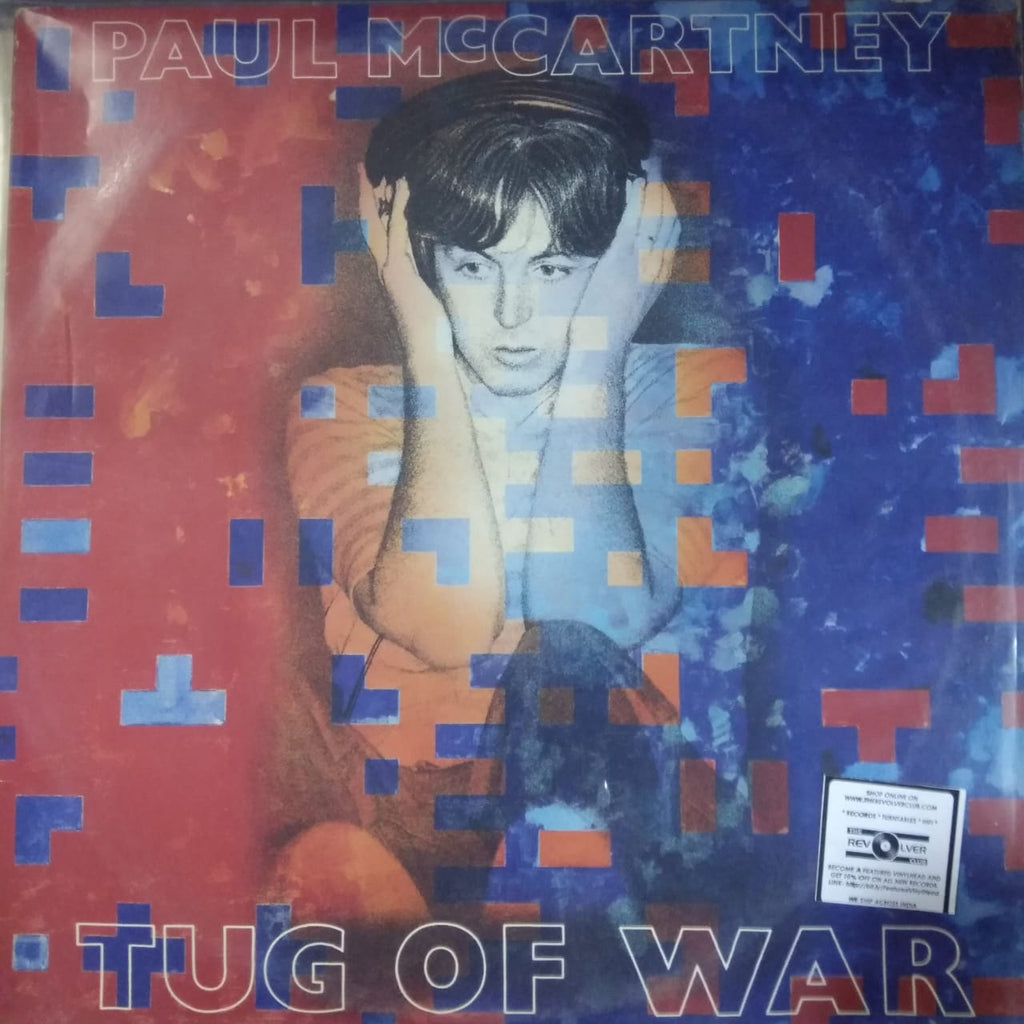 Tug Of War By Paul McCartney (Used LP) VG