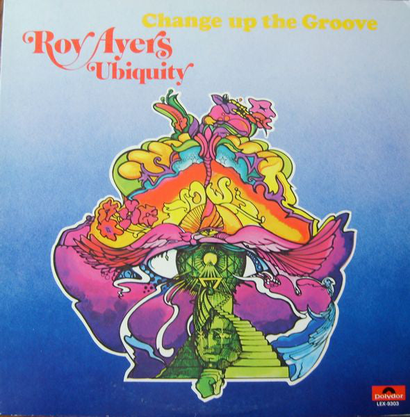 Change Up The Groove By Roy Ayers Ubiquity