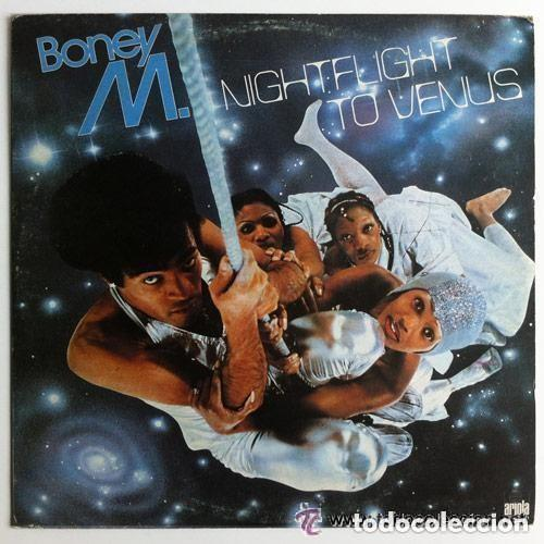 Nightflight To Venus By Boney M.