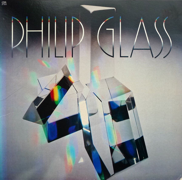 Glassworks By Philip Glass ‎