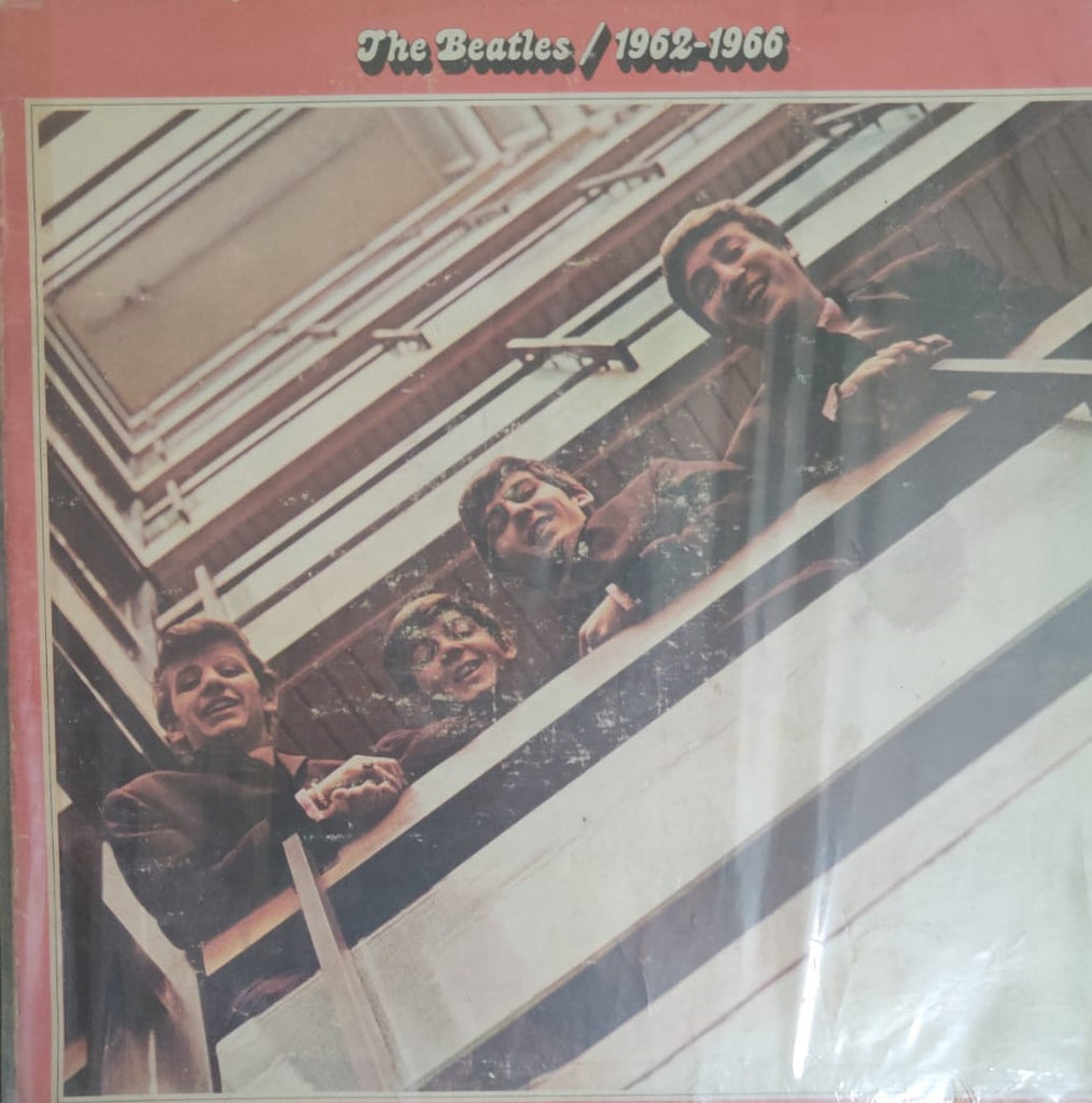 The Beatles 1962-1966 By The Beatles  (Used Vinyl ) G