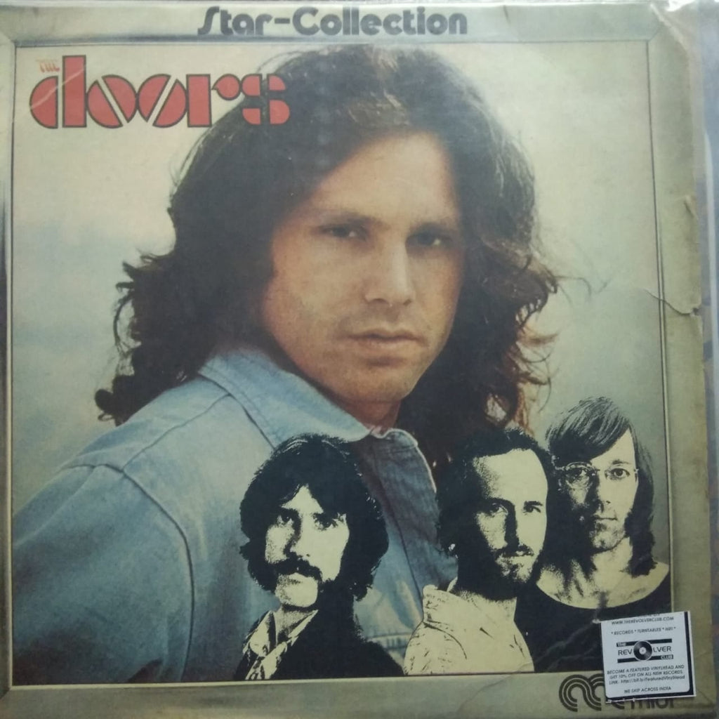 Star-Collection By The Doors  ‎(Used LP) VG