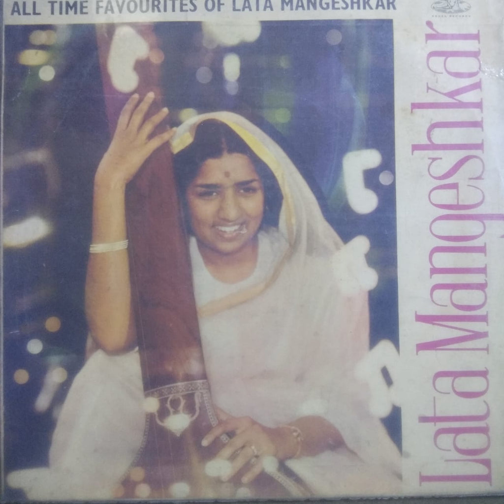 All Time Favourites Of Lata Mangeshkar By Lata Mangeshkar (Used Vinyl)  VG
